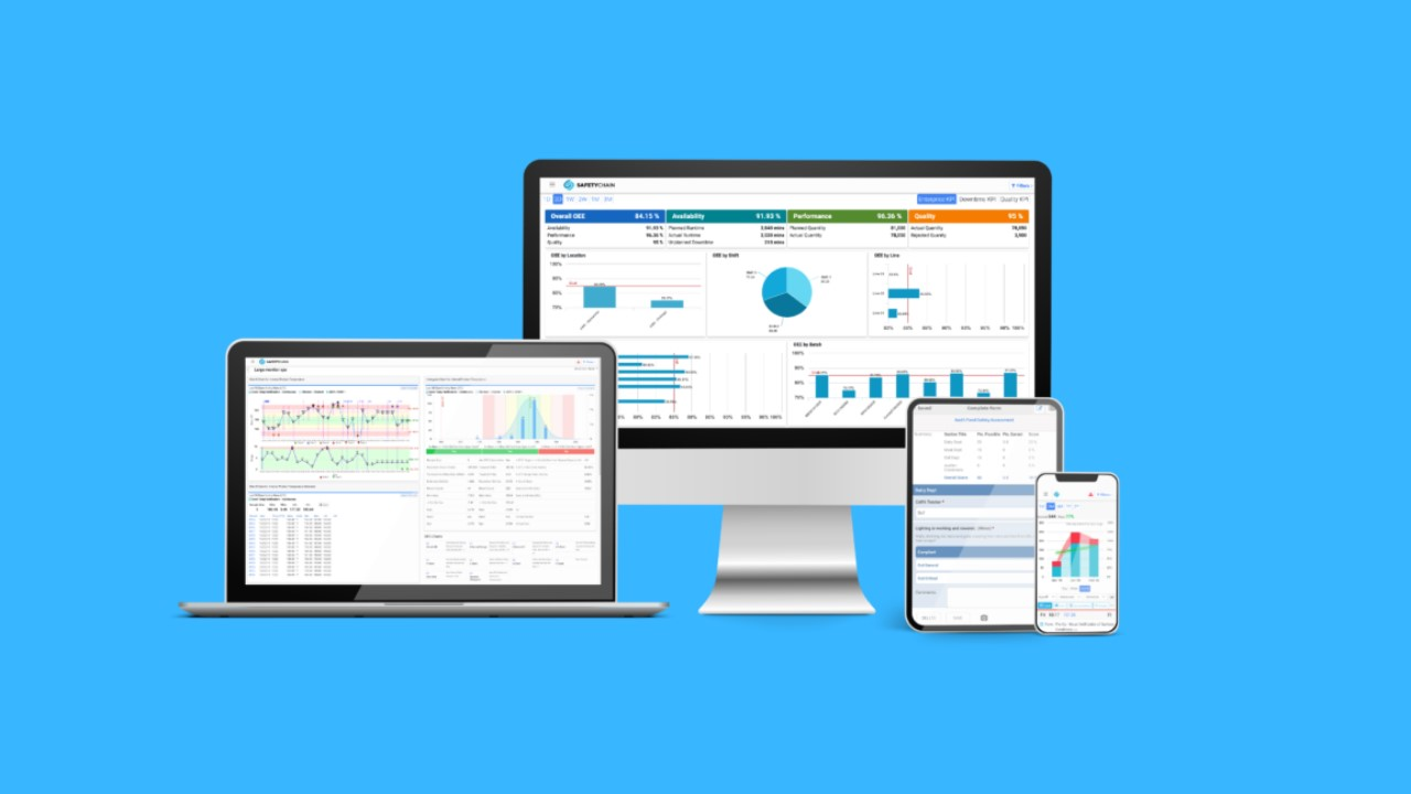Food Safety and Food Compliance Software