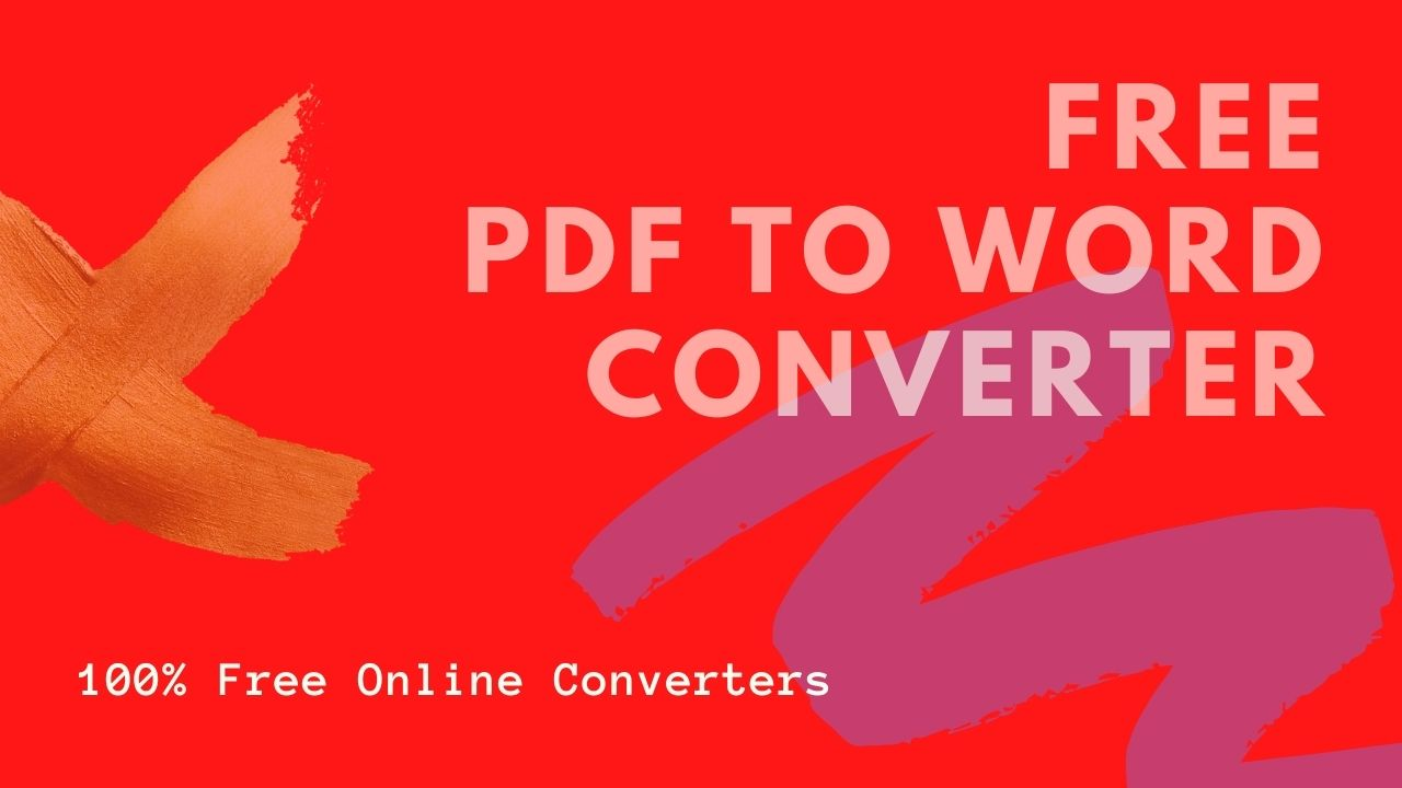 Process of Free Online PDF to Word Converter and its benefits