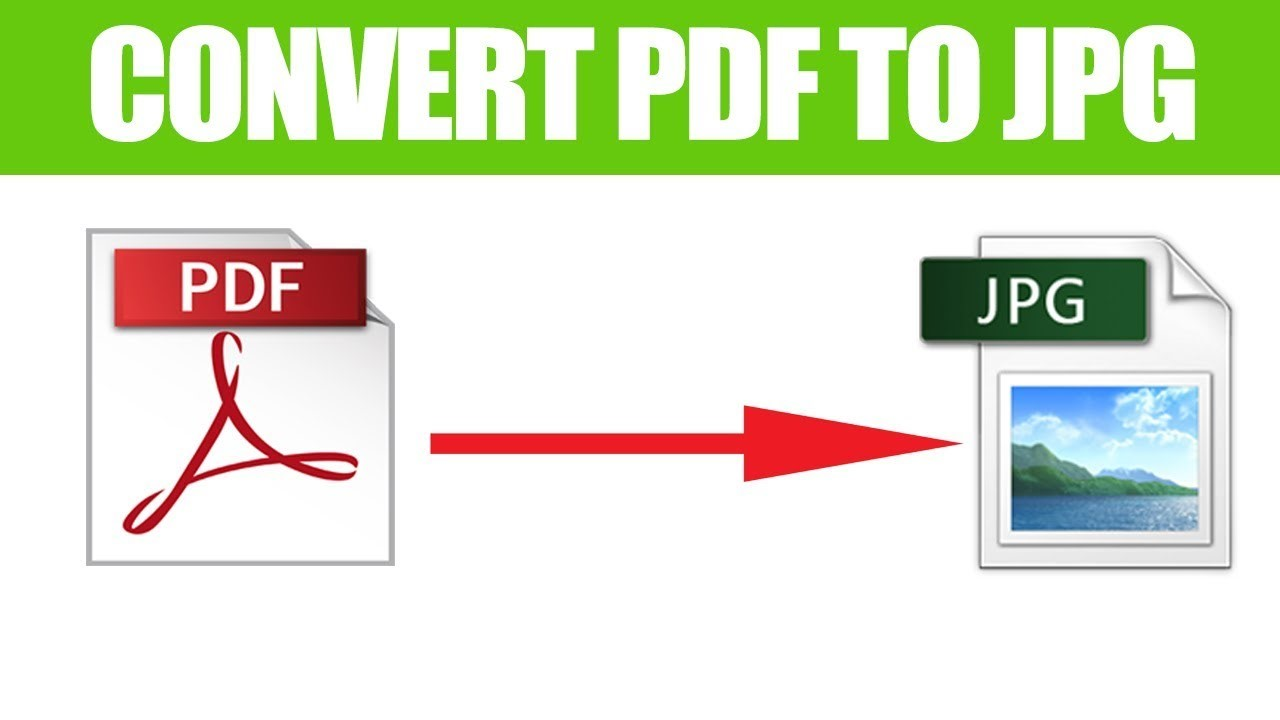 Role of PDF to JPG Converter Online these days