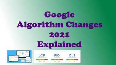 Upcoming Google Algorithm Changes Might Effect
