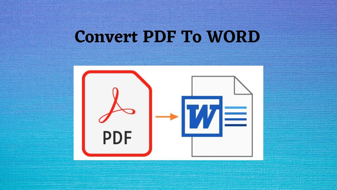 PDF to Word Converter Online FileProInfo.com