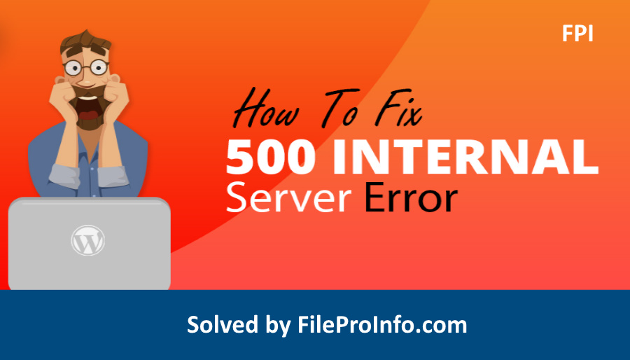 Solved WordPress Internal Server Error 500