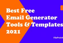 6 Best Free Email Generator Tools and Templates You Can't-Miss in 2021