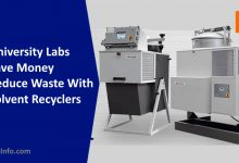 University Labs Save Money And Reduce Waste With Solvent Recyclers