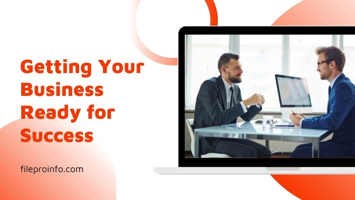 Getting Your Business Ready for Success