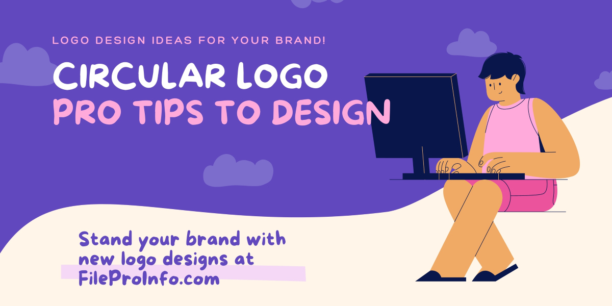 PRO Tips To Design a Circular Logo That Harmonizes Your Brand