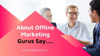 Should Brands Still Invest In Offline Marketing: What Marketing Gurus Say at FileProInfo